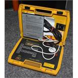 1 x RS Components 2015-606 Appliance Tester in Hard Shell Protection Case - Ref: In2136 WH1 PAL