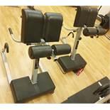 1 x Back Revolution Exercise Stretching Gym Machine - CL552 - Location: Altrincham WA14