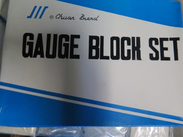 Lot 13 - Gage Block Sets (9)