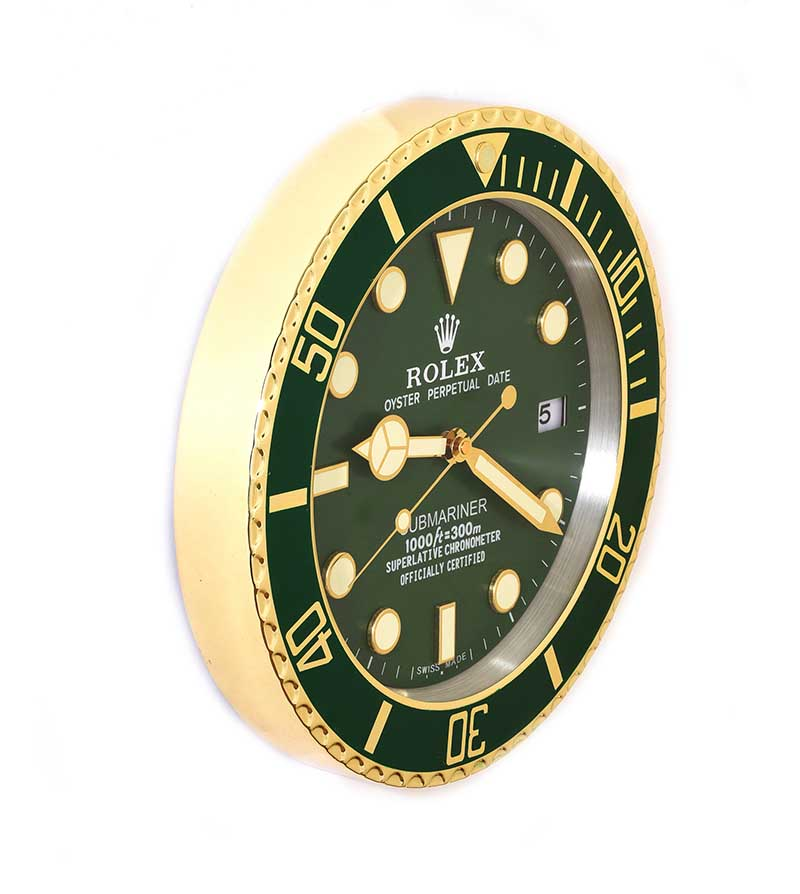 ROLEX WALL CLOCK - Image 3 of 4