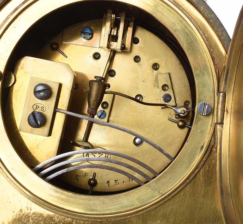 VICTORIAN CLOCK SET - Image 7 of 10
