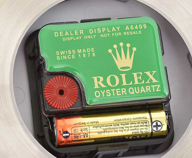 ROLEX WALL CLOCK - Image 4 of 4