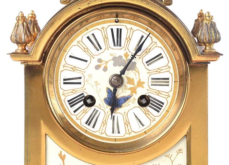 VICTORIAN CLOCK SET - Image 5 of 10