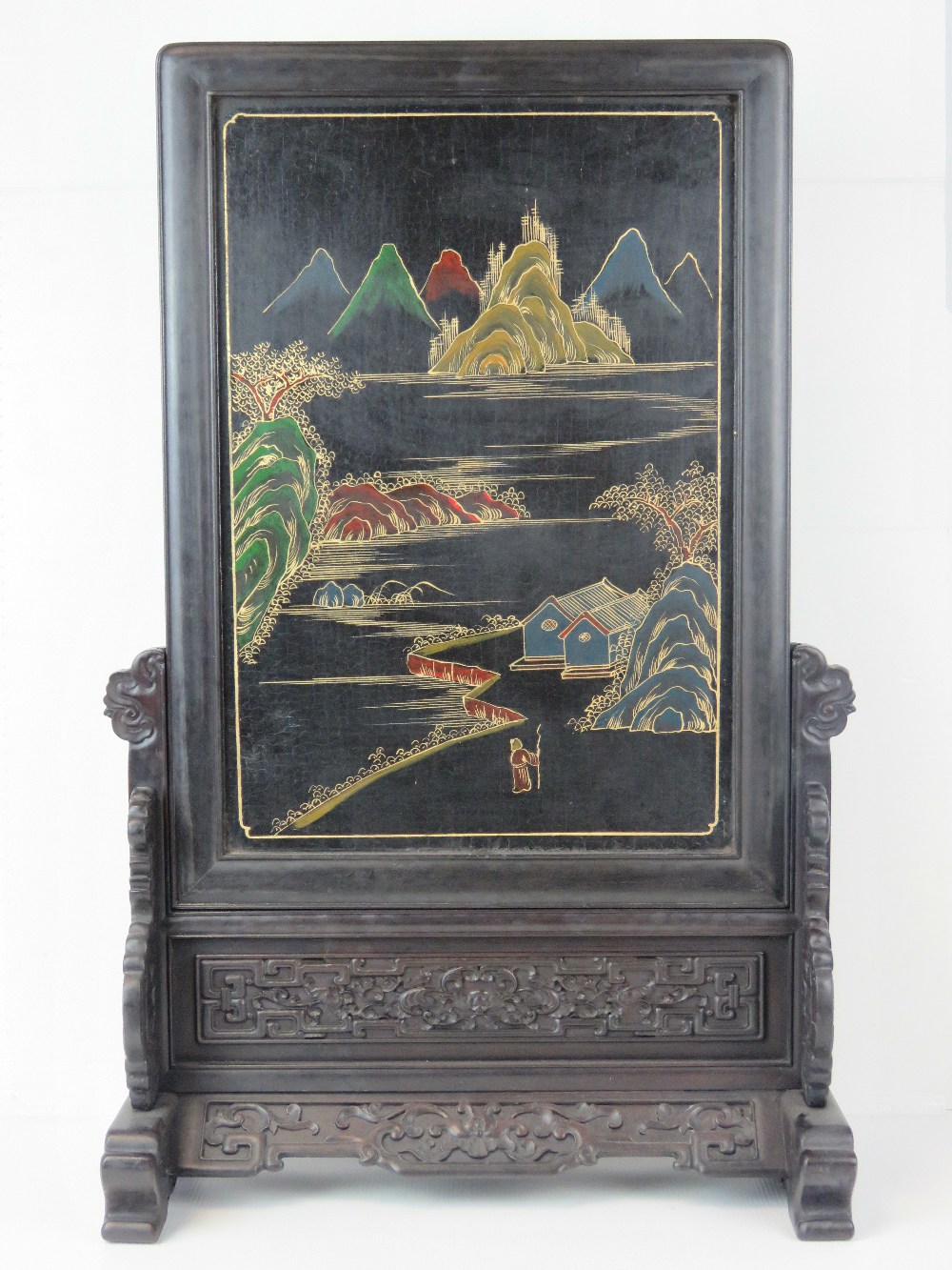 Lot 589 - A superb quality 19th century Chinese ha