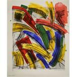"""Oleg Kudryashov (B.1932) - Composition, 1995 Signed and dated """"Oleg Kudryashov 95"""" [...]"""