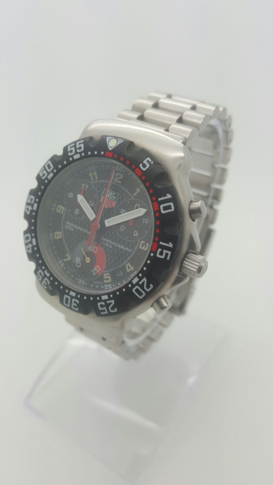 tag heuer gents f1 chrono ca1211 1 make tag heuer range f1 model ca1211 1 box no papers
