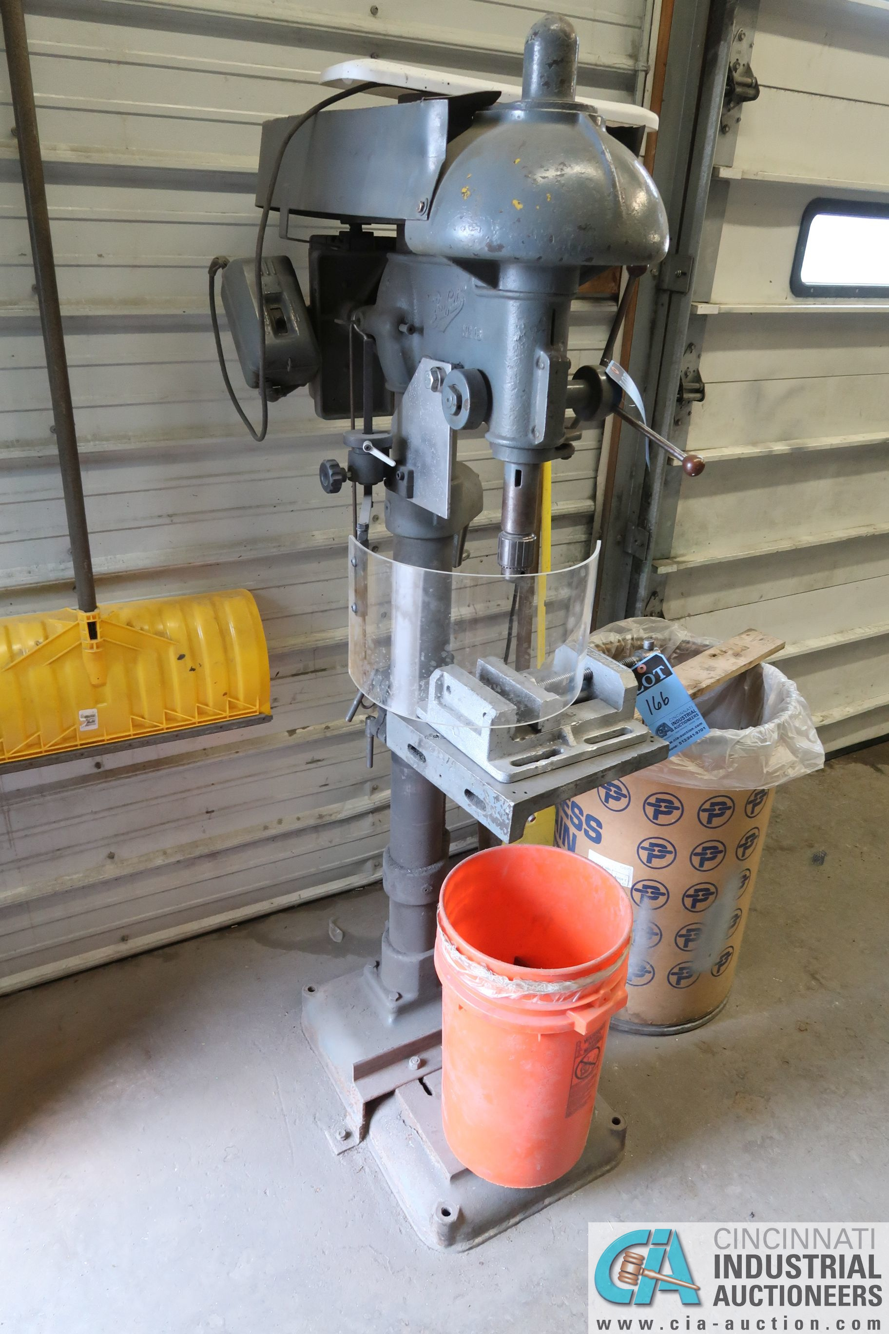 "18"" BUFFALO NO. 18 DRILL PRESS"