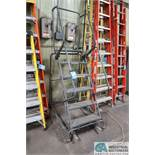 5' BALLYMORE PORTABLE SHOP LADDER