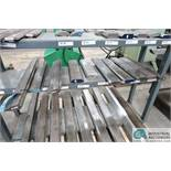 """PRESS BRAKE PUNCHES ON MIDDLE SHELF - FROM 17"""" TO 35"""""""