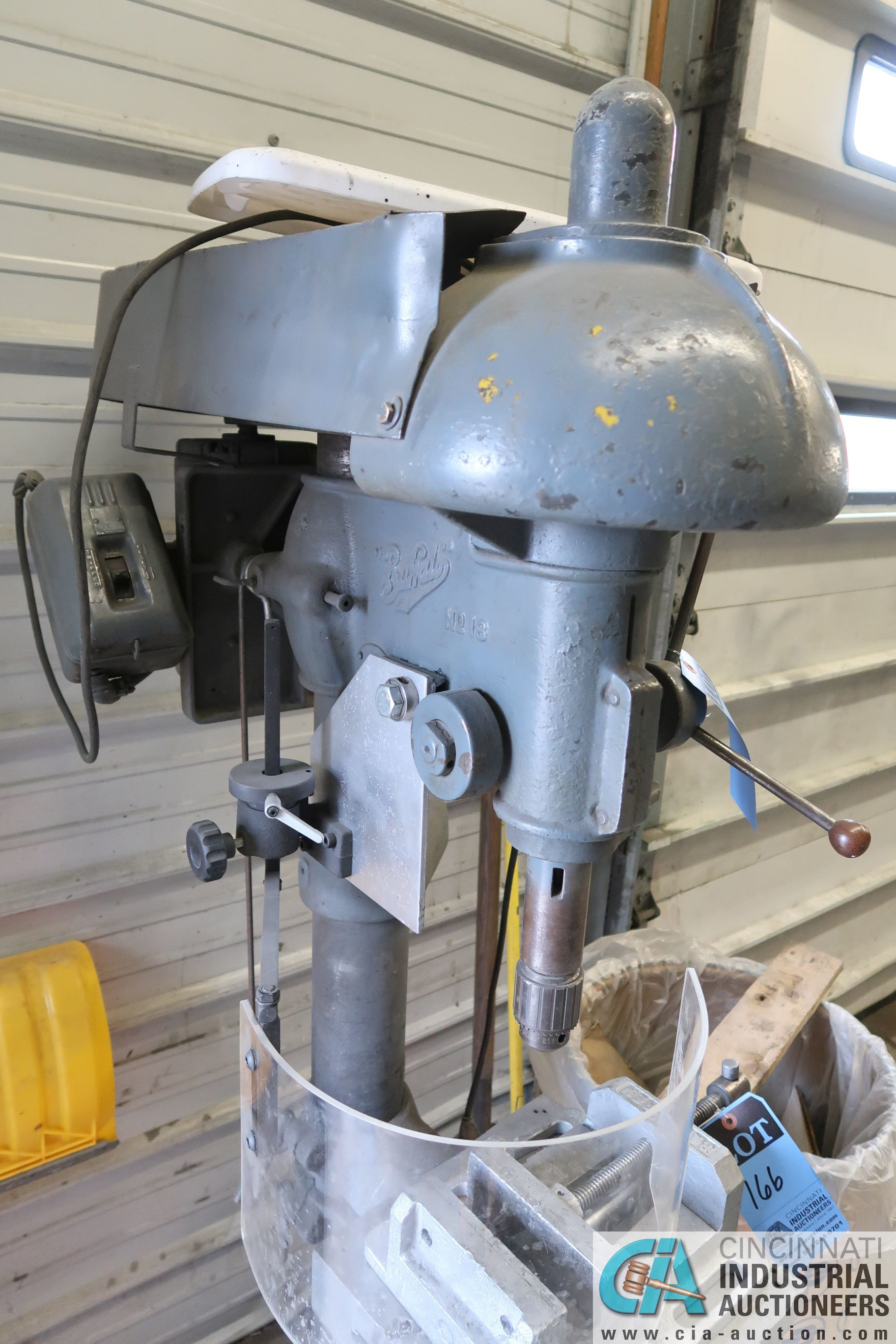 "18"" BUFFALO NO. 18 DRILL PRESS - Image 2 of 2"