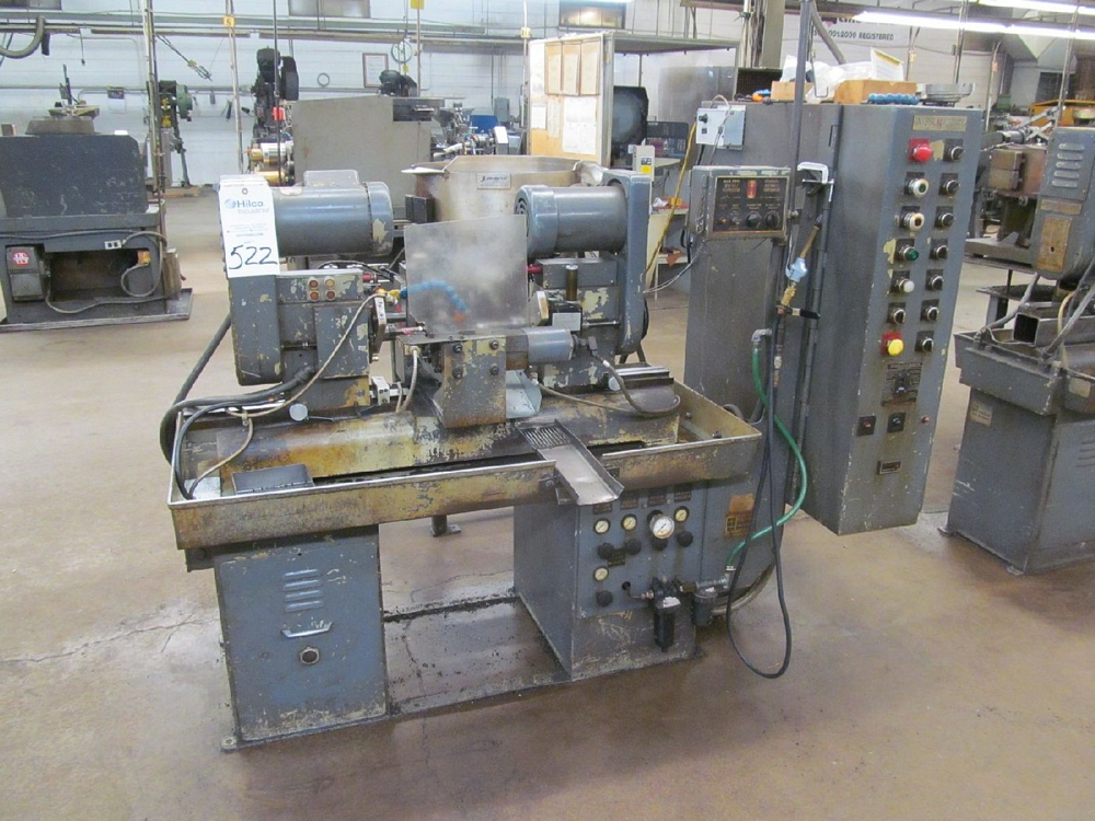 Lot 522 - Universal Automatic Corp. Model AD Horizontal Double End Drilling & Tapping Machine