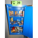 LOT/ CARBIDE INSERTS WITH CABINET