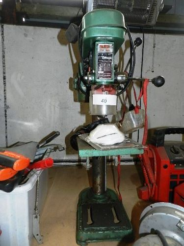 Terrific 1 X Multico Pro Mex 5 Speed Bench Top Pillar Drill 240V Machost Co Dining Chair Design Ideas Machostcouk