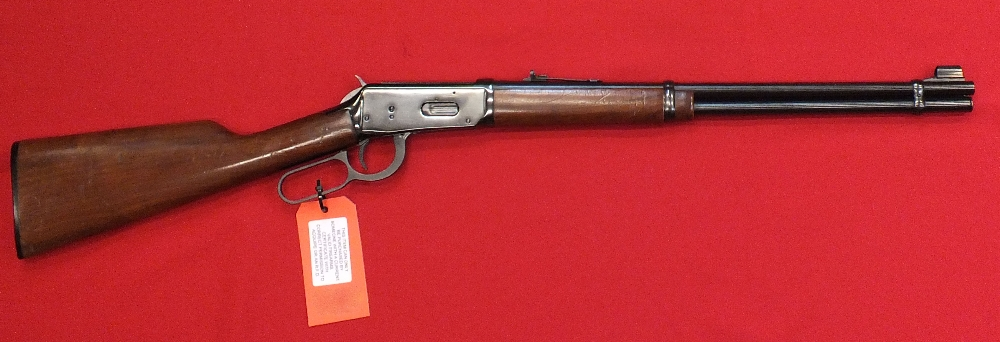 Lot 109 - A 30-30 level action Winchester model 94 in good condition, S/No.