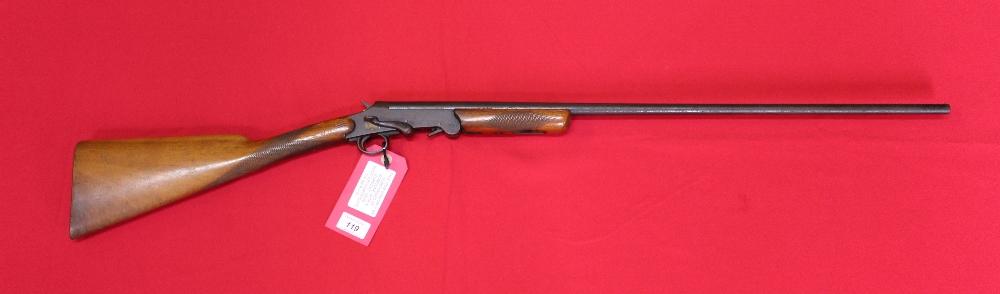 Lot 119 - A .410 S/B folding shotgun, S/No.