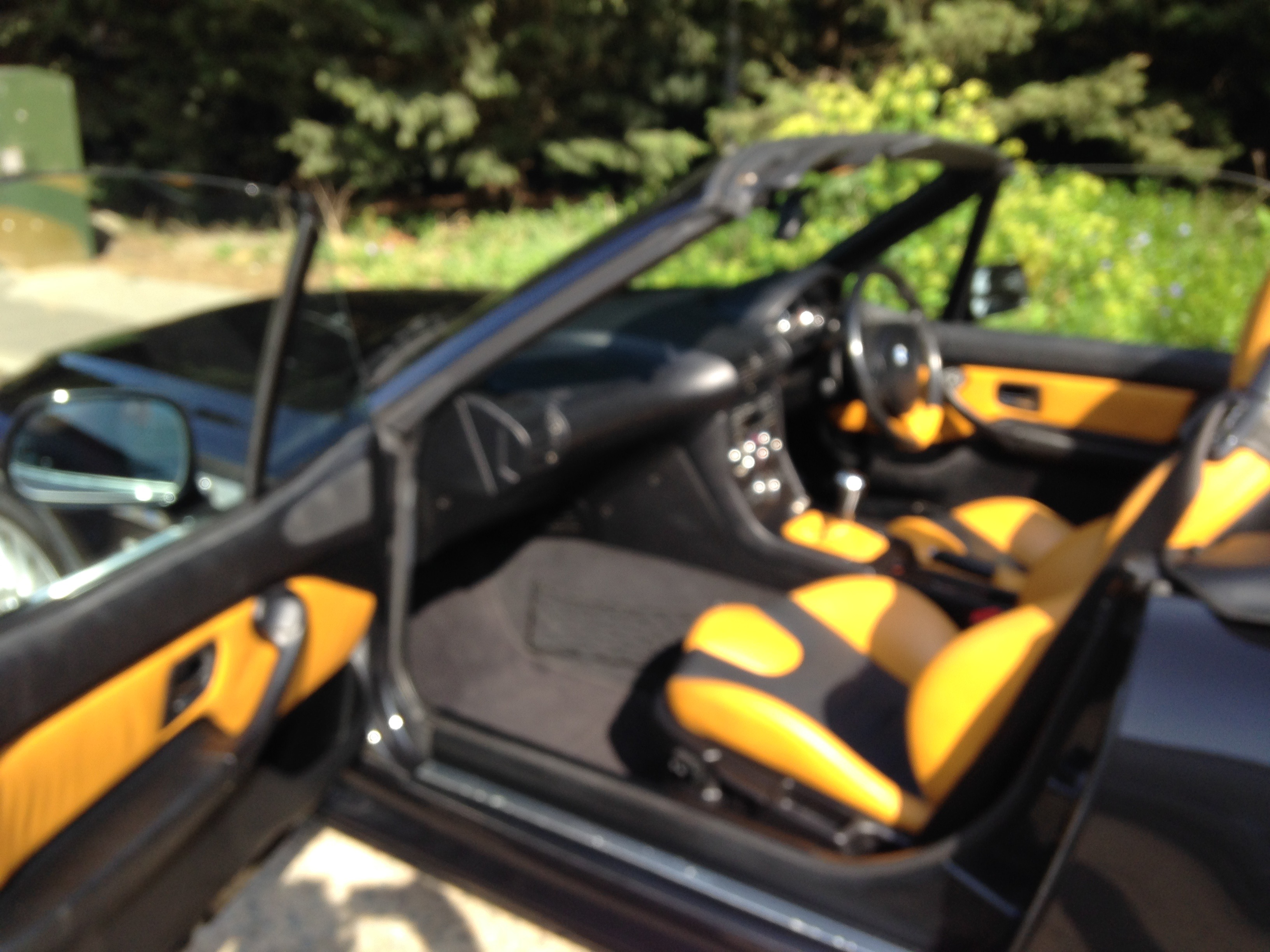 2000 Bmw Z3 Cosmos Black Edition 2 0 This Stunning 6 Cylinder 2 0 Z3 Is The Quot Black Edition Quot Mod