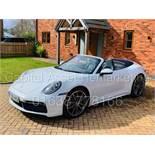 On Sale PORSCHE 911 CARRERA S-A *CABRIOLET* (2020 - NEW 992 MODEL) AUTO -SAT NAV - CHRONO PACK *WOW*