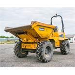 Thwaites 6 tonne swivel skip dumper Reg No: MX64 OJD c/w V5 Road Reg Certificate Year: 2013 S/N: