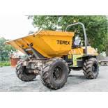 Terex 6 tonne swivel skip dumper Year: 2013 S/N: ED8MT443 Recorded Hours: 1287 A598840