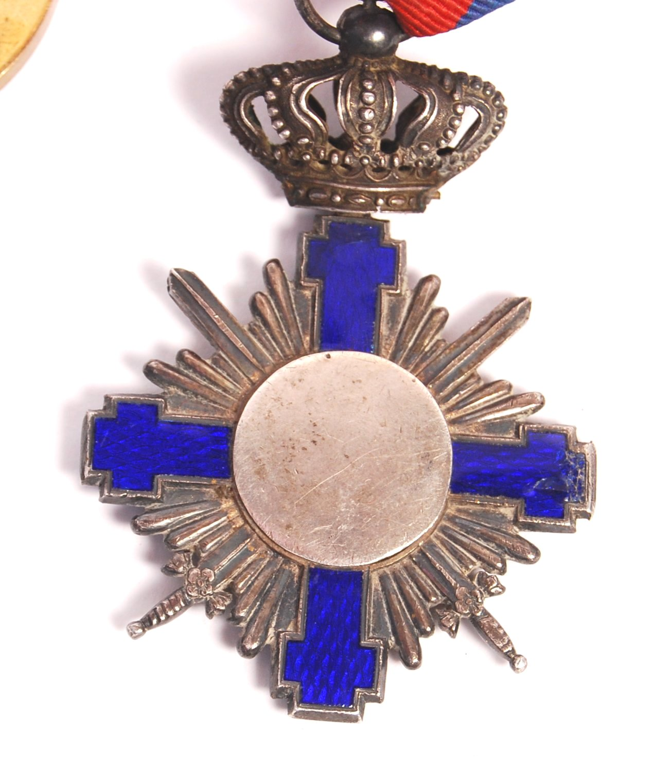 WWI FIRST WORLD WAR MEDAL GROUP - ORDER OF THE STAR OF ROMANIA - Image 7 of 8