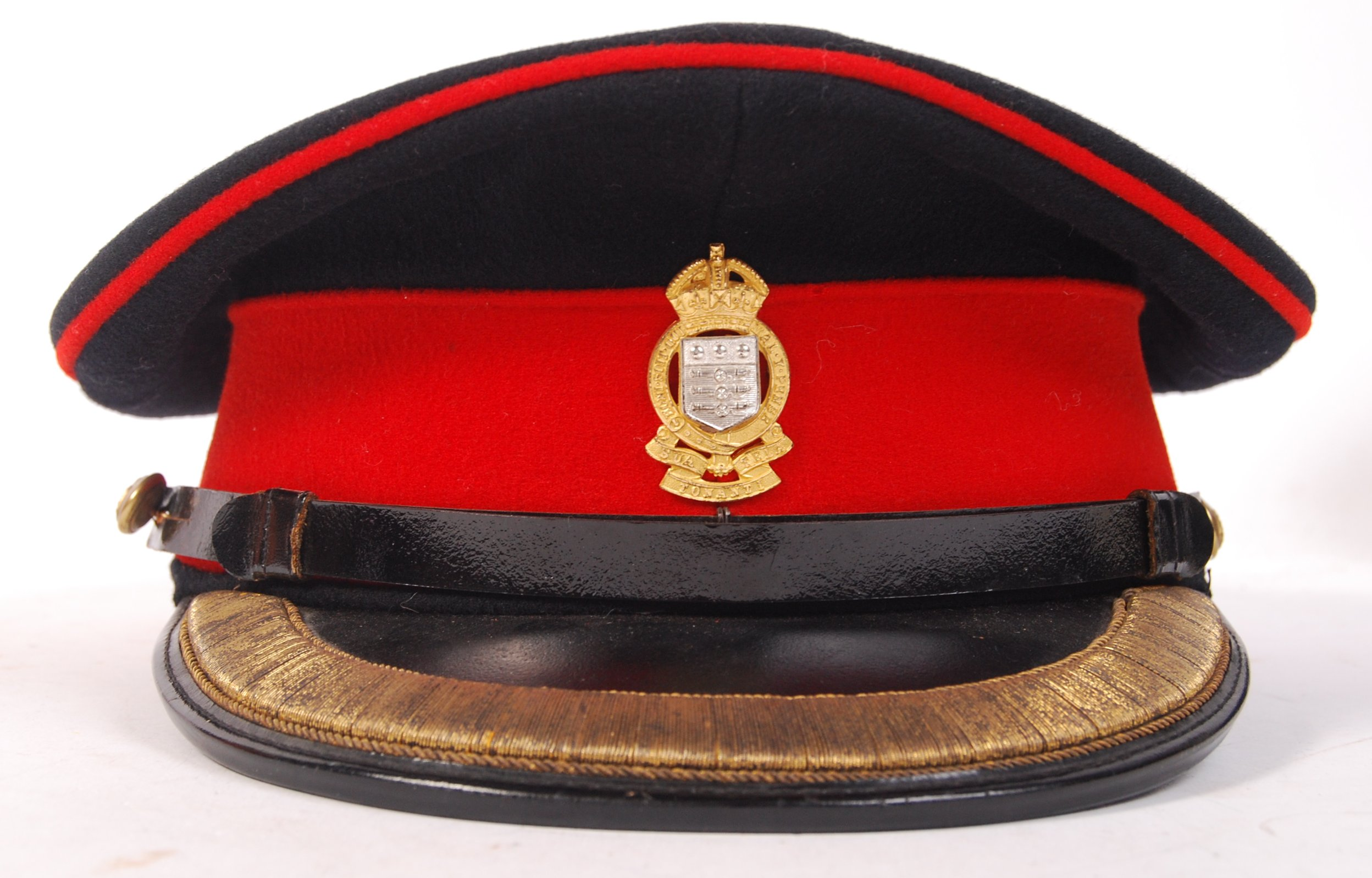 POST-WWII SECOND WORLD WAR RAOC OFFICER'S DRESS CA - Image 2 of 4