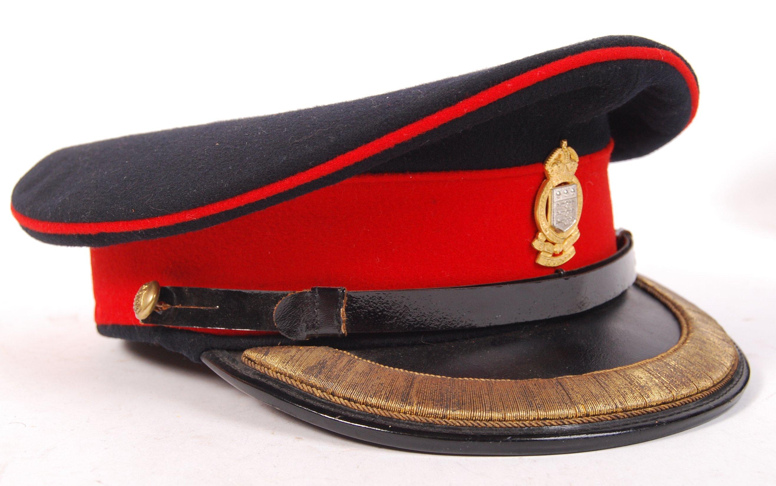 POST-WWII SECOND WORLD WAR RAOC OFFICER'S DRESS CA
