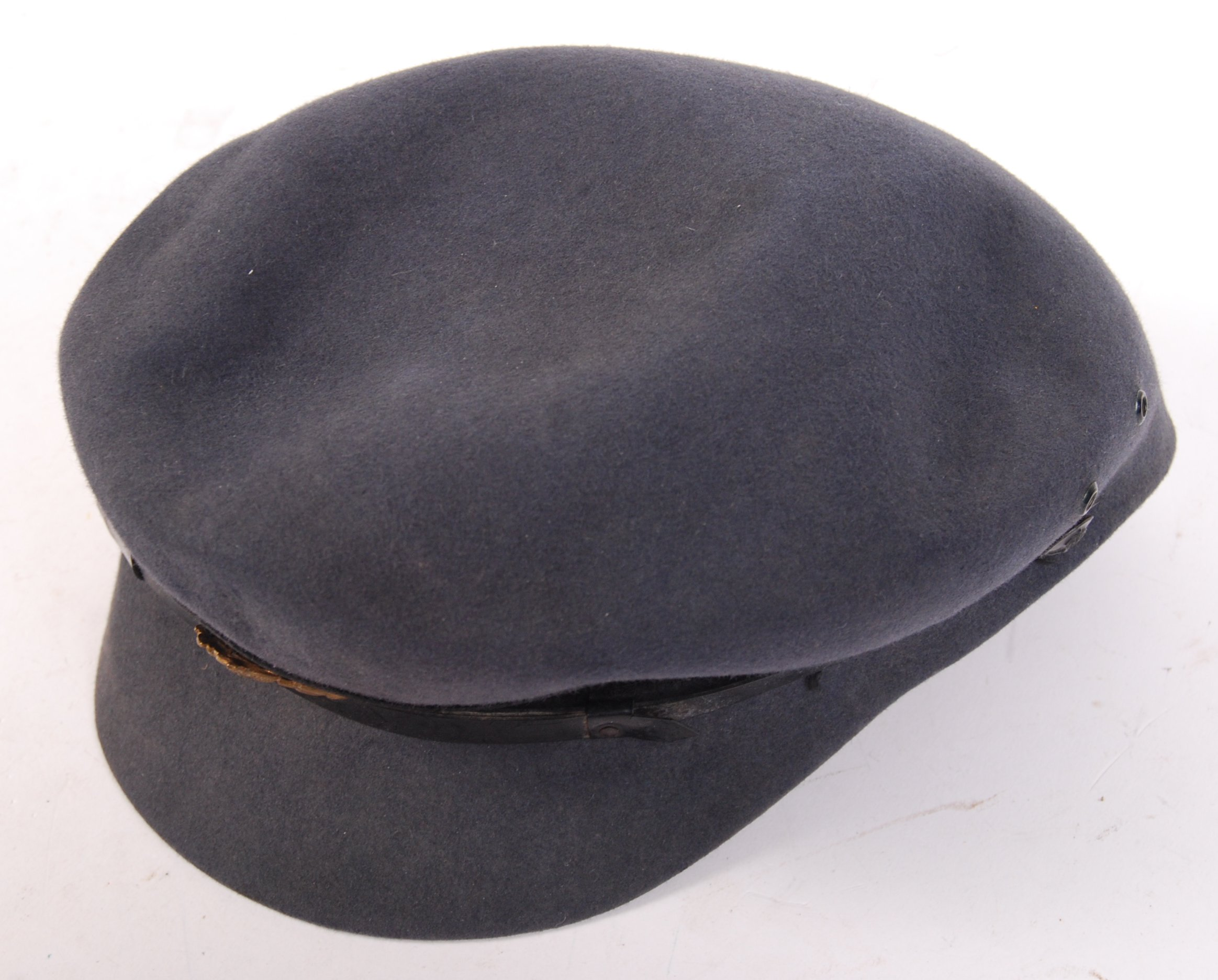 POST-WWII SECOND WORLD WAR RARE WRAF SERVICE CAP - Image 2 of 3