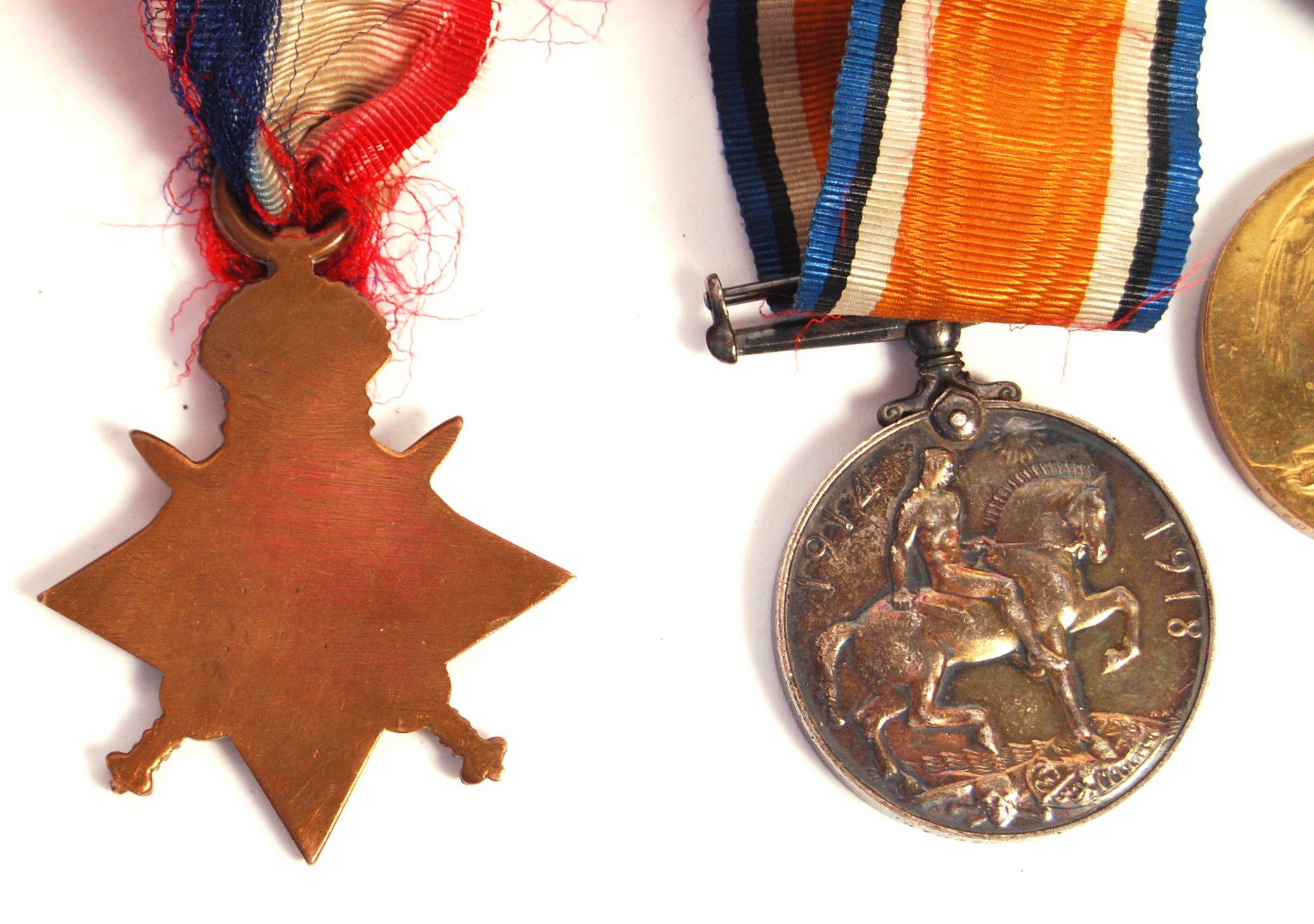 WWI FIRST WORLD WAR MEDAL GROUP - ORDER OF THE STAR OF ROMANIA - Image 8 of 8