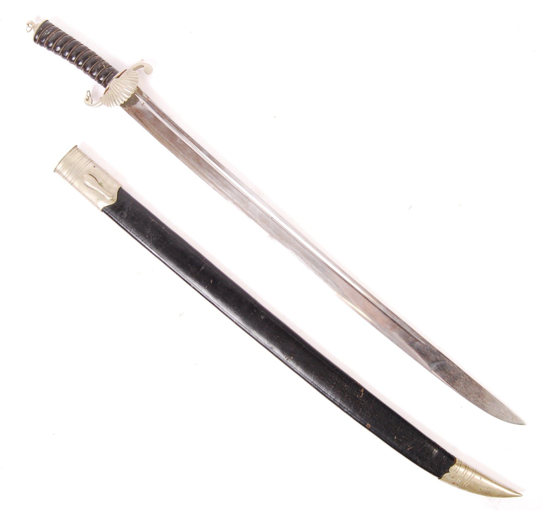 19TH CENTURY GERMAN / PRUSSIAN HUNTING SWORD