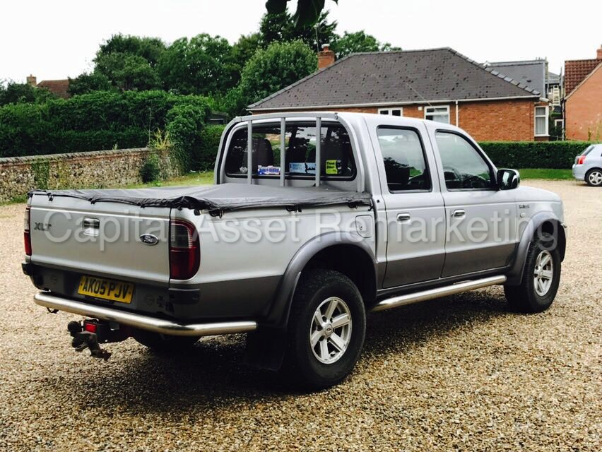 Ford Truck Cab Types >> 2005 Ford Ranger Xlt 4x4 | Autos Post