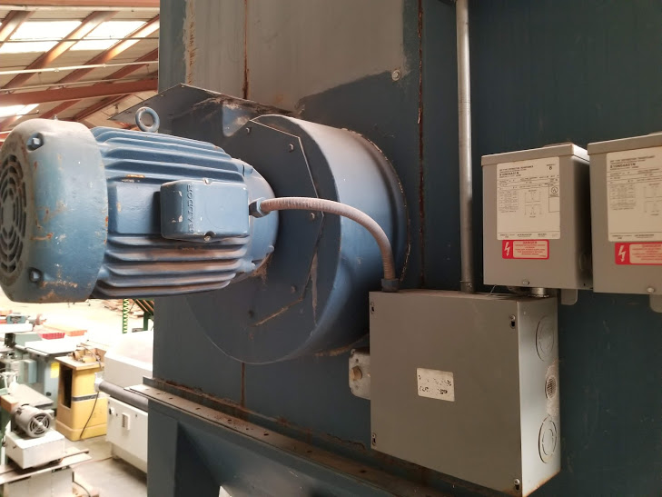 Torit Dust Collector Bag House, Model: MIC-770-455 230/460Volts 15HP 3Phase - Image 11 of 11