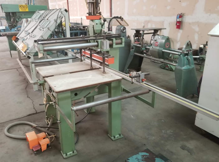 Ayen21 Spindle Line Boring Machine, Type#: LRB32/21, 230 Volts 3Phase