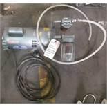 Dayton Speedaire Vacuum Pump, .75HP 115Volts Model: 42337