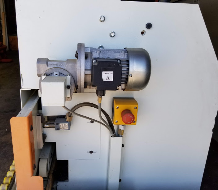 SCMi Edge Bander, Model: Olympic K1000 Serial: AH/11376 230 Volts 3Phase - Image 6 of 13