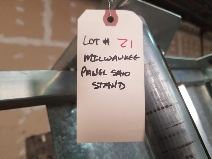 Milwaukee Panel Saw Stand - Image 3 of 3