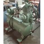 Air Compressor, 2HP 1Phase 115/230 Volts (On Wheels)