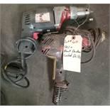 Skil & Black&Decker Corded Drills