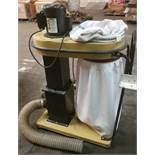 "Powermatic Dust Collector, Model: 073 1.5HP 115/230 Volts, Top & Bottom Bag, (2) 4"" Dust Chutes,"