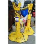 Cable Jacks & Bar (Yellow Set)
