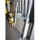 3 x Free standing 3ph site distribution boards