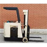 """CROWN 35RCTT 36V ELECTRIC STAND-UP FORKLIFT WITH 3200 LB. CAPACITY, 190"""" MAX. VERTICAL LIFT, 6892"""