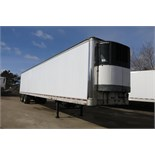 TRAILMOBILE, 53' REFRIGERATED VAN TRAILER, BARN DOORS, CARRIER, ULTRA FRESH 2, REEFER, 25,761 HOURS,