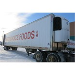 UTILITY, 3000R, 53' REFRIGERATED VAN TRAILER, BARN DOORS, THERMO KING, SB-210, REEFER, 15,864 HOURS,