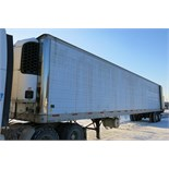 TRAILMOBILE, 53' REFRIGERATED VAN TRAILER, BARN DOORS, THERMO KING, SB-210, REEFER, 10,963 HOURS,