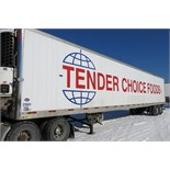 UTILITY, 3000R, 53' REFRIGERATED VAN TRAILER, BARN DOORS, THERMO KING, SB-210, REEFER, 15,487 HOURS