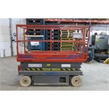 SKYJACK, SJIII 3220, 20', BATTERY POWERED SCISSOR LIFT, 800 LBS. CAPACITY, 782 HOURS, S/N 609273