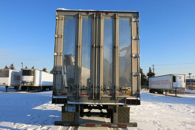 Lot 56 - TRAILMOBILE, 53' REFRIGERATED VAN TRAILER, BARN DOORS, THERMO KING, SB-210, REEFER, 15,668 HOURS,