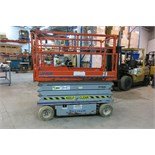 SKYJACK, SJIII-4626, 26', BATTERY POWERED SCISSOR LIFT