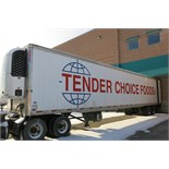 UTILITY, 3000R, 53' REFRIGERATED VAN TRAILER, BARN DOORS, THERMO KING, SB-210, REEFER, 21,263 HOURS,
