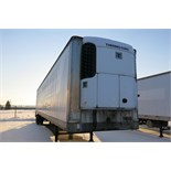 TRAILMOBILE, 53' REFRIGERATED VAN TRAILER, ROLLUP DOOR, THERMO KING, SB-210+, REEFER, 9,197 HOURS,